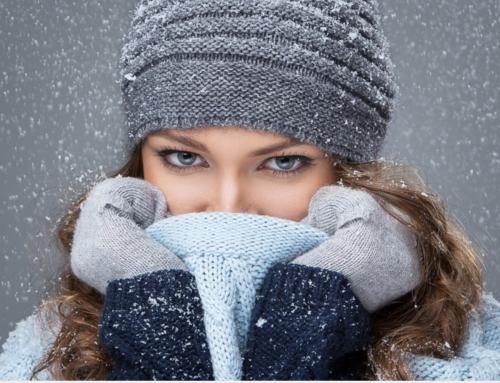 Tar du vare på huden i kulden ?